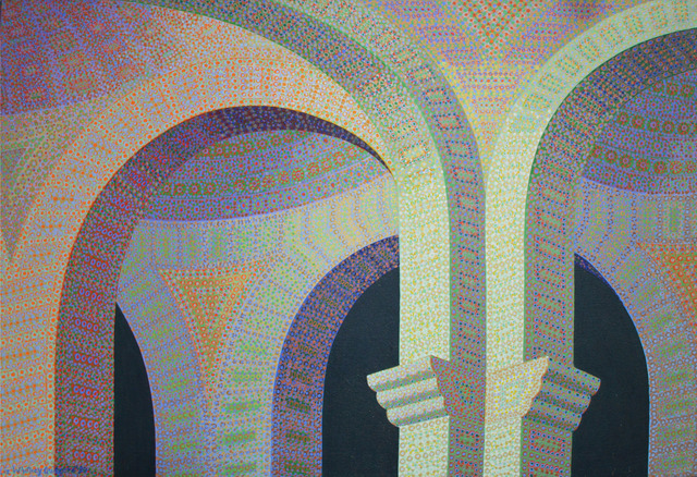 , 'High Arches,' 1989, Anita Shapolsky Gallery