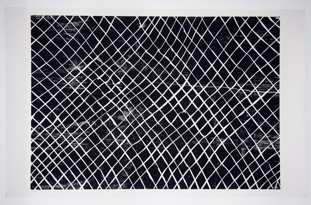 , 'Grid,' 2007, Hollybush Gardens