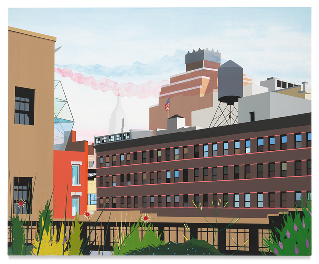 Brian Alfred, 'High Line', 2010-2019, Miles McEnery Gallery