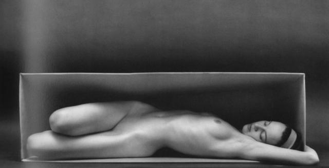 , 'In the Box, Horizontal,' 1962, Scott Nichols Gallery