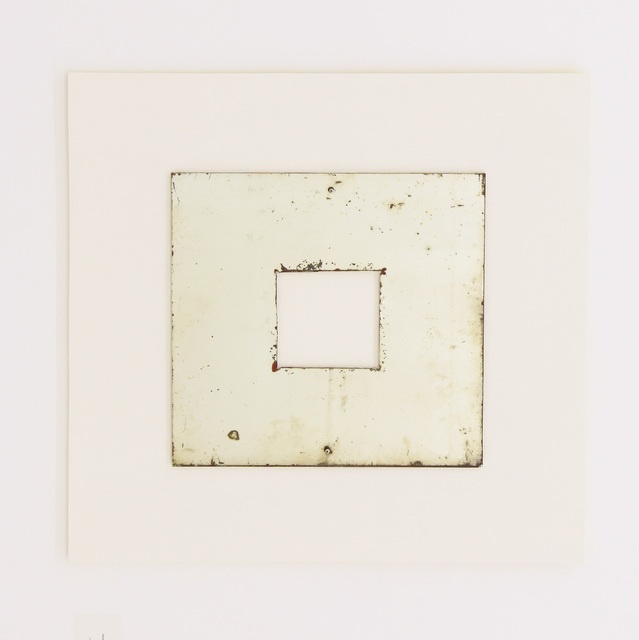 , 'Incomplete Mirror #1,' 1991-1996, Yavuz Gallery