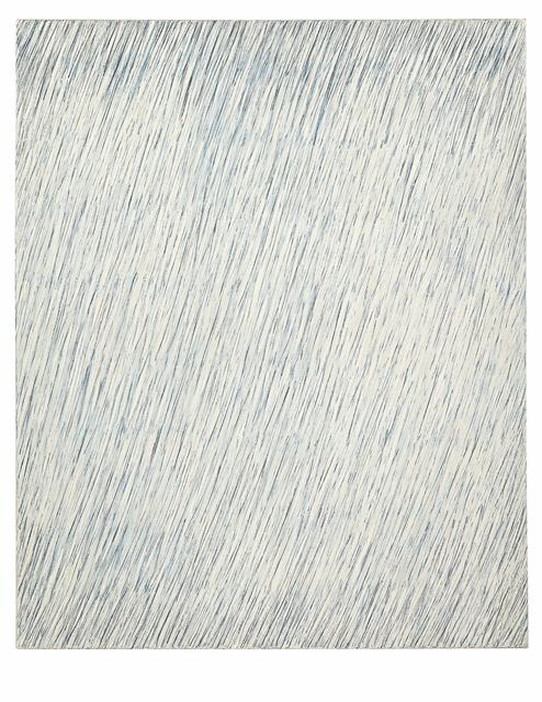 , 'Ecriture No. 27-73,' 1973, Tina Kim Gallery