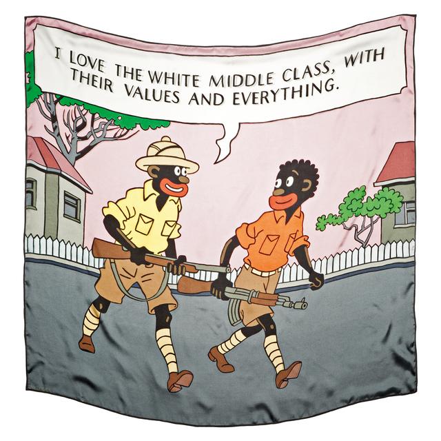Anton Kannemeyer, 'I Love The White Middle Class', 2011, LRRH_