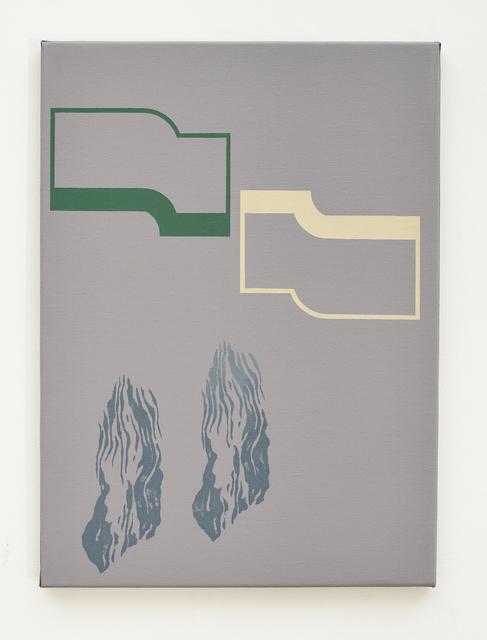 , 'Swoosh,' 2017, Galerie Greta Meert