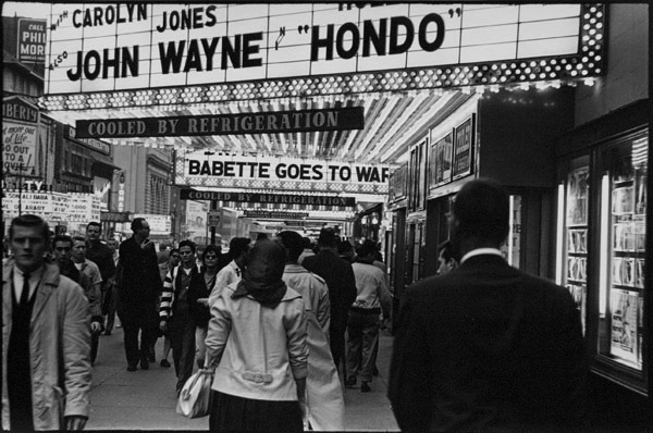 , 'W. 42nd Street, New York,' 1960, Robert Mann Gallery