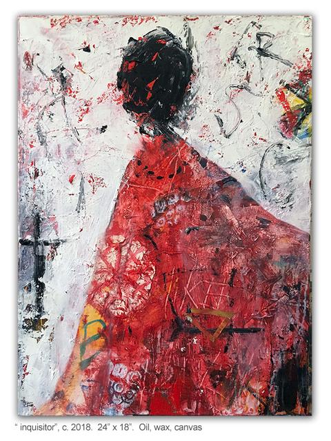 , 'Inquisitor,' 2018, Cross Contemporary Art