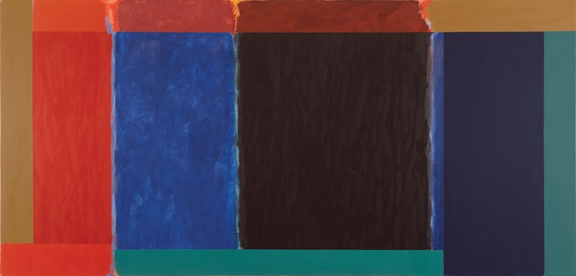 , 'Cadman's Blue,' 1982, Washburn Gallery