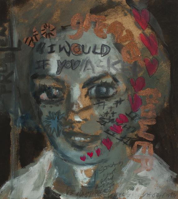 , 'No Greater Power,' 2018, Galerie Heike Strelow