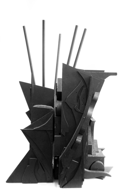 , 'UJA Federation Sculpture Edition C,' 1981, Nohra Haime Gallery