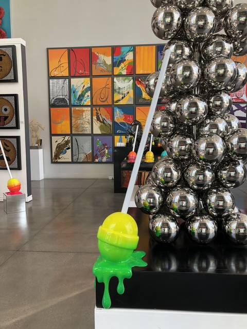 "Elena Bulatova, 'Lollipops ""Sweet Life""', 2018, Elena Bulatova Fine Art"