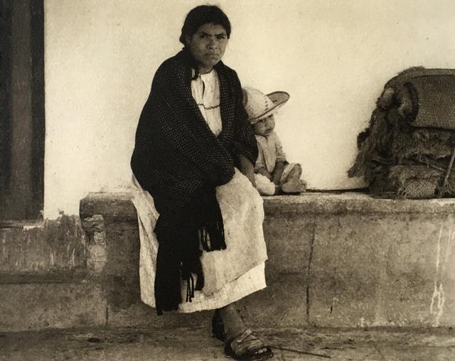 Paul Strand, 'Woman and Boy // Tenancingo', 1933, Photography, Photogravure, PDNB Gallery