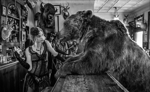 David Yarrow, 'Last Orders', 2018, Photography, Archival Pigment Print, Hilton Asmus