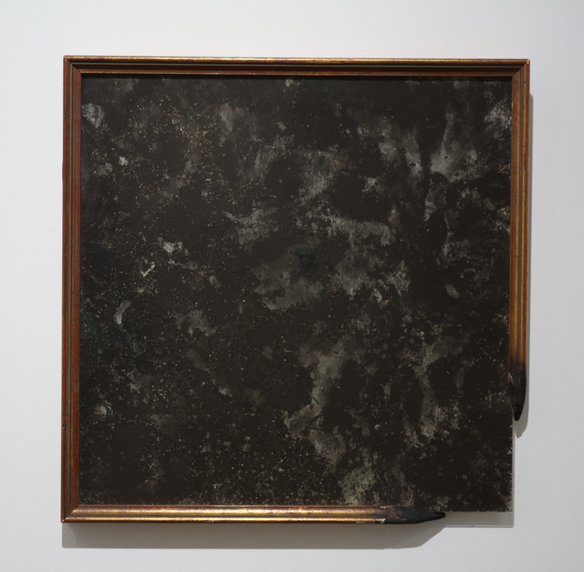 , 'Gold Frame Drawing #23,' 1990, Quint Gallery