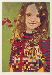 Peter Blake, 'Girl in a Poppy Field,' 1974, Forum Auctions: Editions and Works on Paper (March 2017)