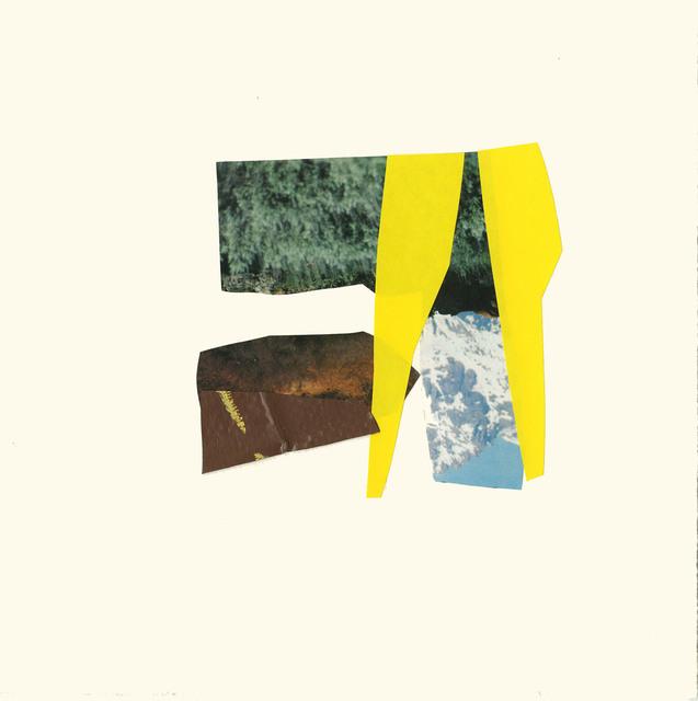 , 'STILTS, collage on paper, 12 x 12 inches, 2014,' 2014, ROCKELMANN  & PARTNER