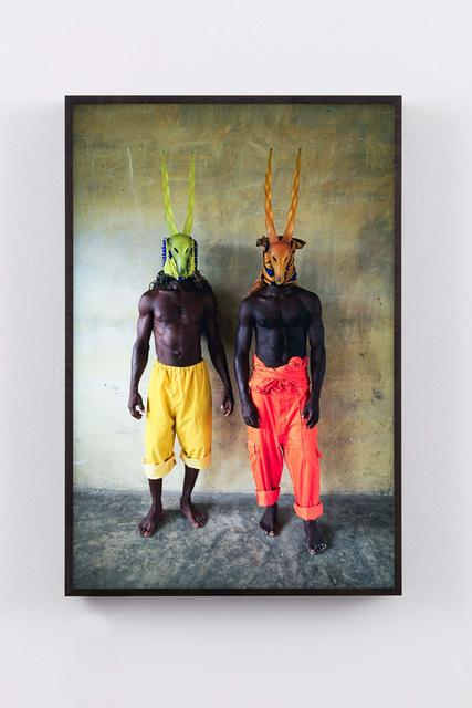 , 'Holy Star Boyz,' 2018, Stephen Friedman Gallery