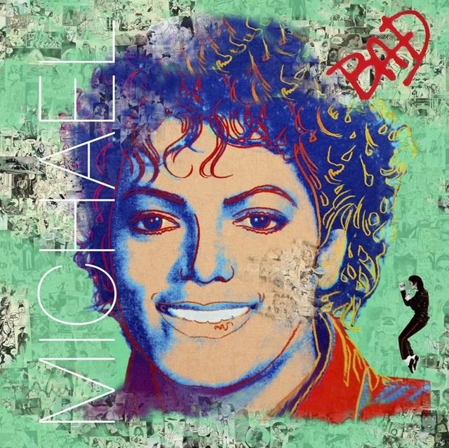 , 'Michael Jackson,' 2017, Eden Fine Art
