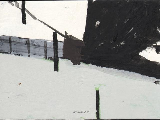 , 'Sheringham 3,' 2018, Beardsmore Gallery