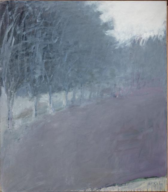 , 'Tree Row,' ca. 1960, Debra Force Fine Art