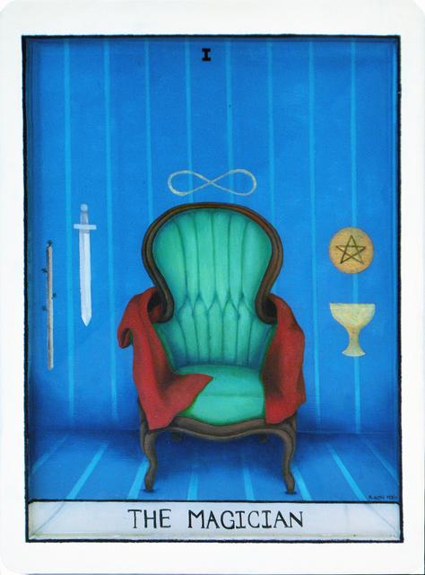 , 'I The Magician,' 2017, Artemis Art