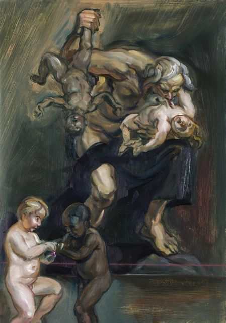 , 'Saturn devours his children,' 2015, Gallery AOP