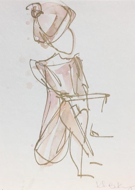 Kristin Blakeney, '10', 2018, Shain Gallery