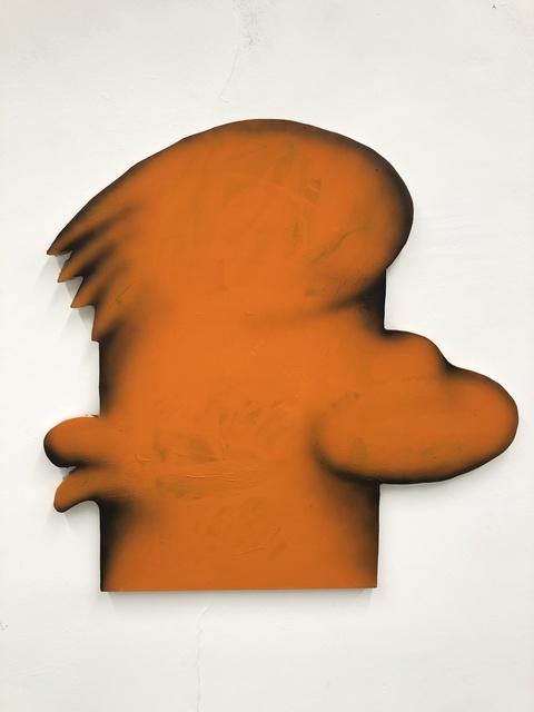 , 'Another Family Romance (Orange),' 2016, Galerie Kandlhofer