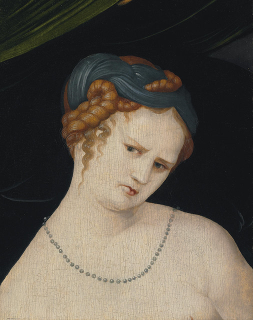 , 'Lucretia,' , Christie's Old Masters