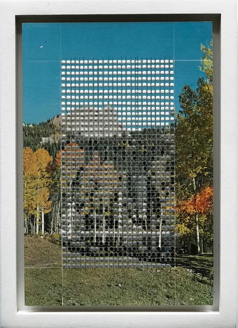 , 'Borrowed Landscapes Study No.142/CO, Buckhorn Lakes,' 2017, k contemporary