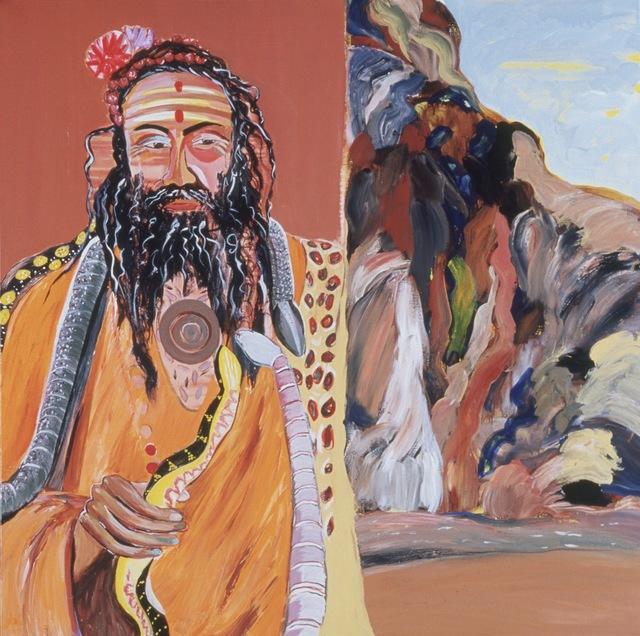 , 'The Snake Charmer,' 1995, Susan Eley Fine Art