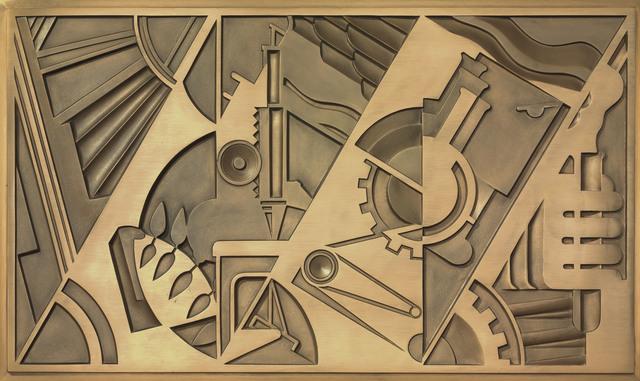 Roy Lichtenstein, 'Peace Through Chemistry Bronze', 1971, Christie's