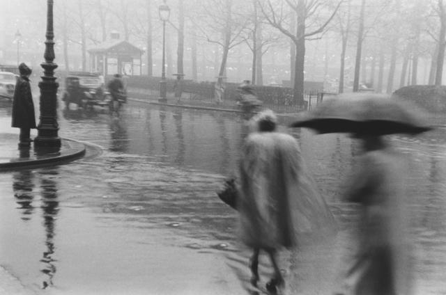 Edouard Boubat, 'Carrefour Sèvres-Babylone, Paris', 1960, Argentic