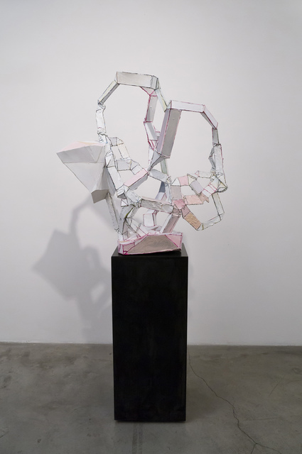 , 'White Sculpture,' 2014, Edward Cella Art and Architecture