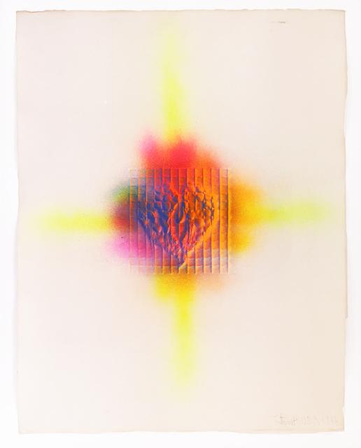 , 'Fossil in Hiroshima,' 1976, Galerie Christophe Gaillard