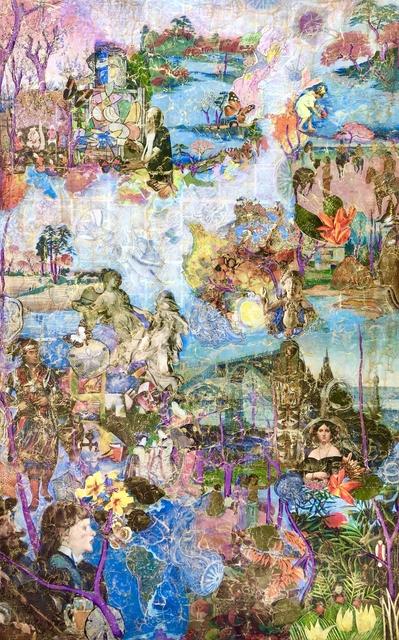 Suzy Scarborough, 'Art History Manifesto', 2019, Zenith Gallery