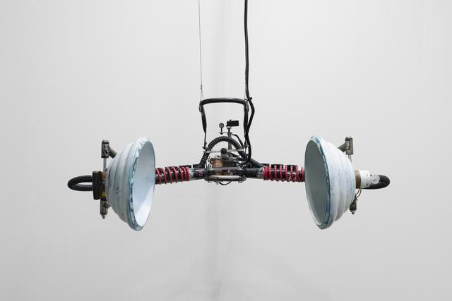 , 'Unsound System,' 2018, Galerie Nikolaus Ruzicska