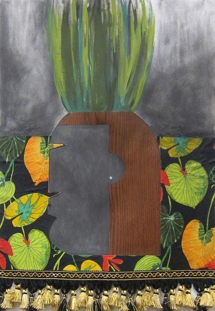 Derrick Adams, 'Centerpiece II', 2015, Rhona Hoffman Gallery