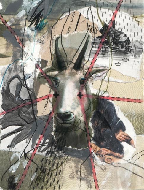 , 'animan 7,' 2016, Artdepot