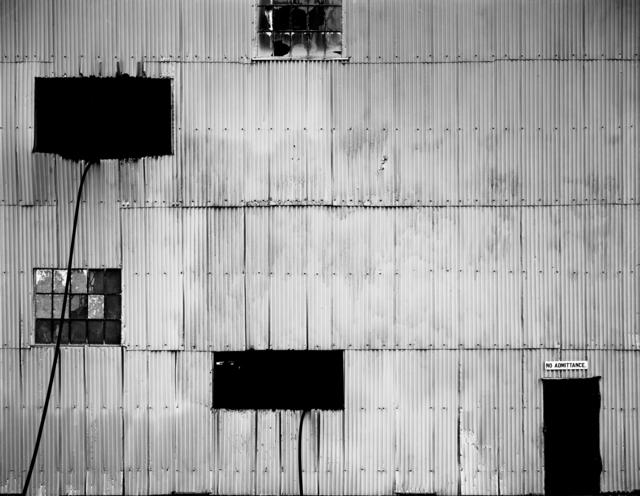 , 'Winder house after closure of the shaft, No. 3 North, Randfontein Estates, Randfontein. November 1965 ,' 1965, Goodman Gallery