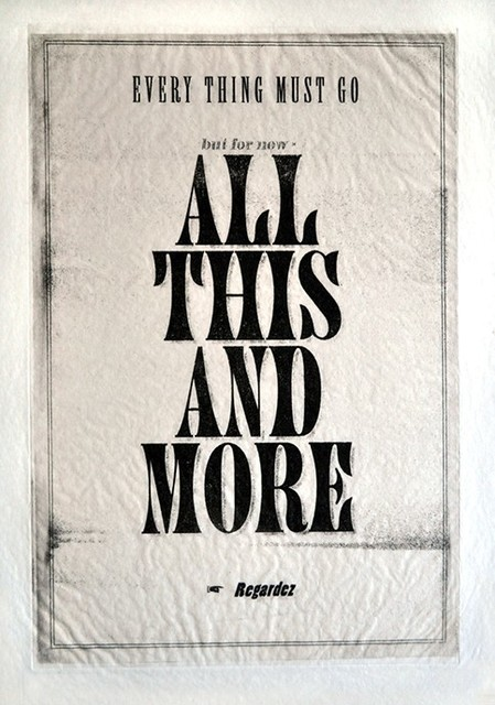 , 'All This & More! ,' 2010, The Schoolhouse Gallery