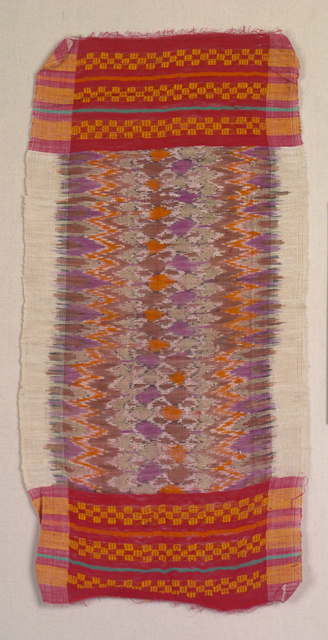 , 'Wrapper for a baby's three-month or Nelubulanin ceremony,' Bali, Indonesia, 1936–38, Bard Graduate Center Gallery