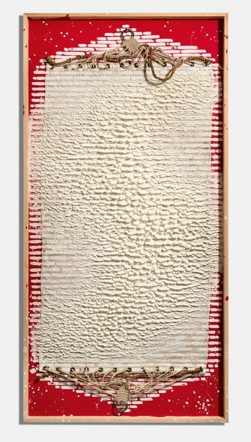 Martin Kline, 'White Flag', 2016, Heather Gaudio Fine Art