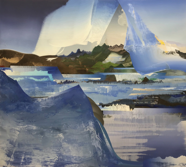 , 'Diving Oxygen ,' 2017, Jonathan Ferrara Gallery