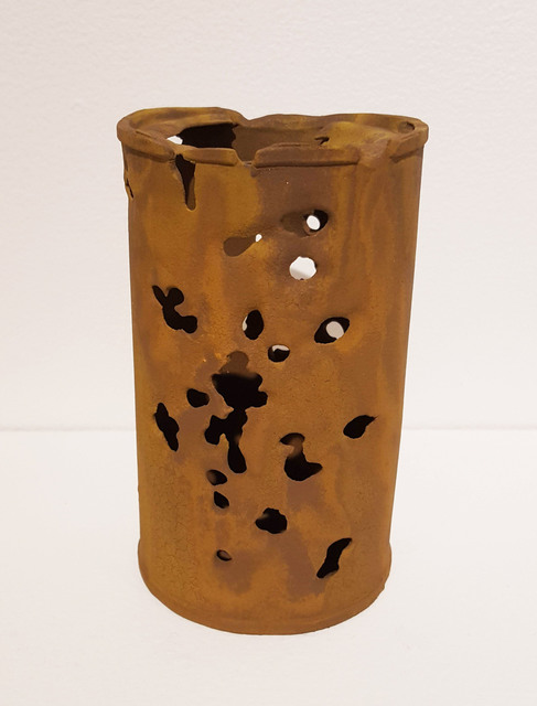 , 'Rusted Can II,' 2018, Eutectic Gallery