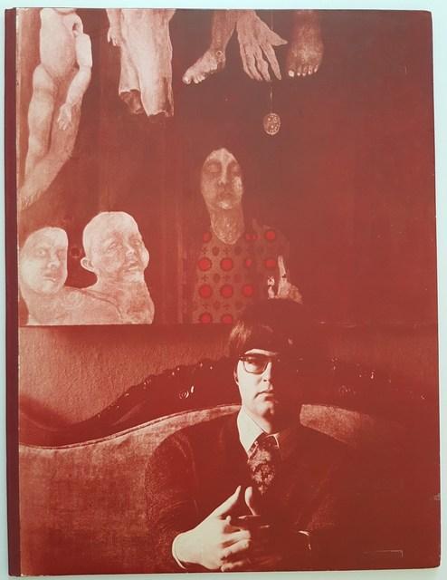 """Reiner Schwarz, '(Partial) Portfolio """"Portrait #11 - Reiner Schwarz"""""""" with Karin Szekessy', 1973, Cerbera Gallery"""