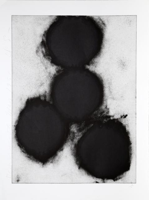 Donald Sultan, 'Pomegranates III', 1990, RoGallery