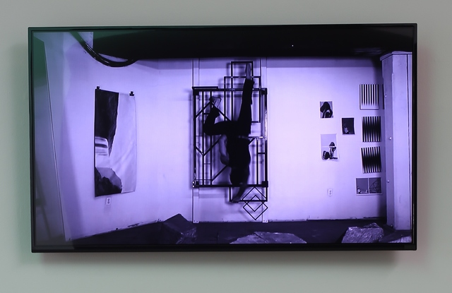 , 'Demonstration (installation view),' 2011, di Rosa