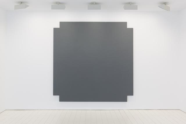 , 'Untitled (Broad Cross),' 1991, Patrick De Brock Gallery