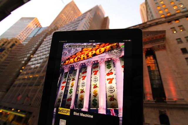 , 'Jackpot!,' 2011, Kasa Galeri