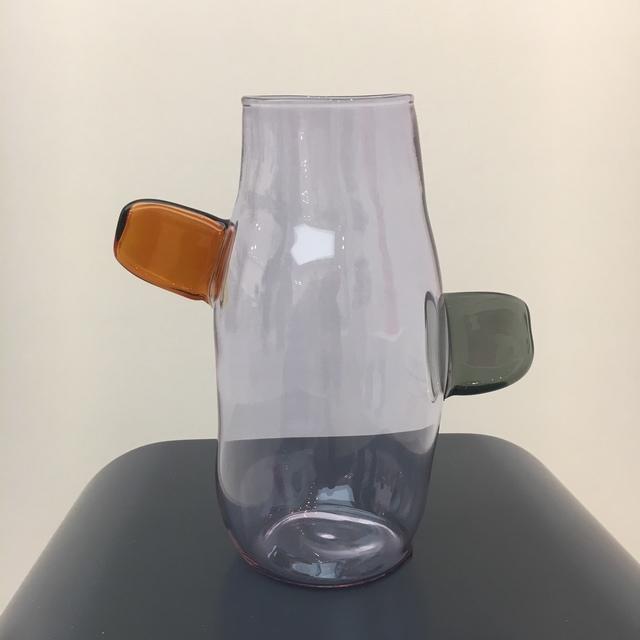 , 'PENGUIN (VASE),' 2018, SEEDS